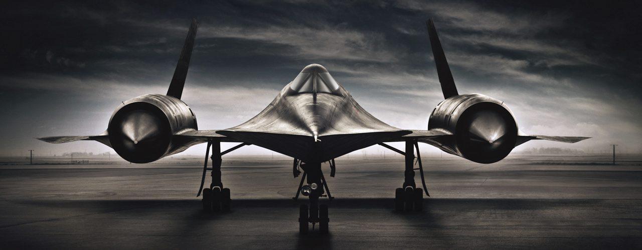 Historien om da det ble forsøkt å sniklande en SR-71 i Bodø